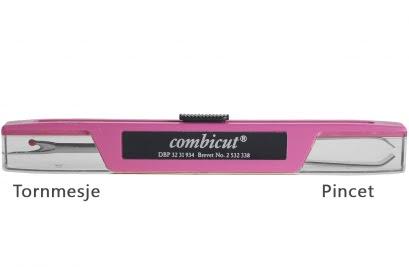 Combicut: Tornmesje en Pincet